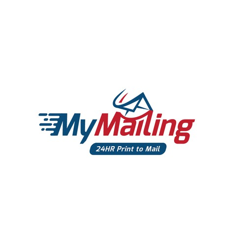 MyMailing Logo Redesign