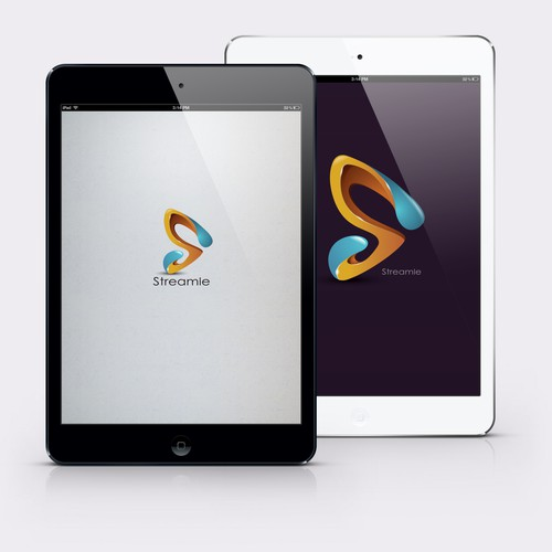 Logo design for Streamie