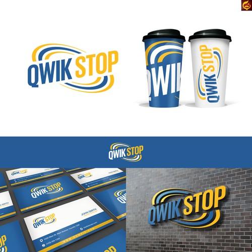 Qwik Stop Logo