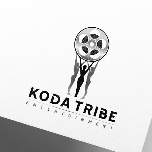 Logo for entertainment production company