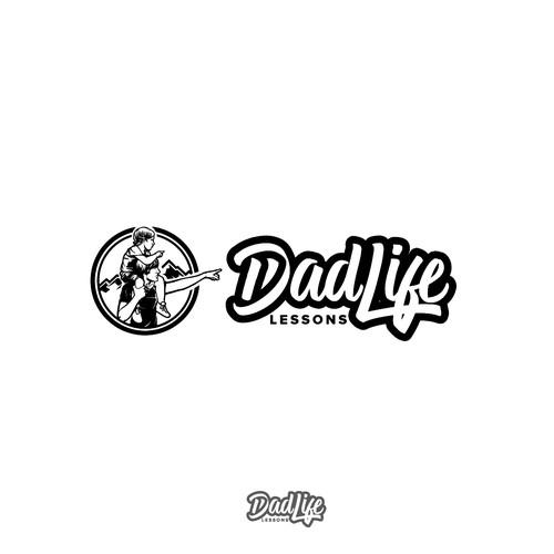 Dadlife logo