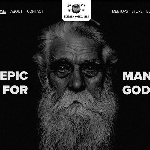 Home Page for BeardedGospelMen.com