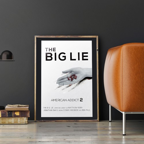 The big lie poster documentary