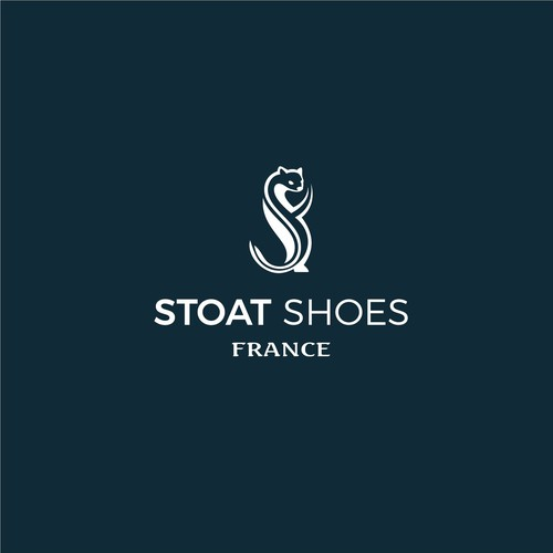 Logo concept for Stoat Shoes