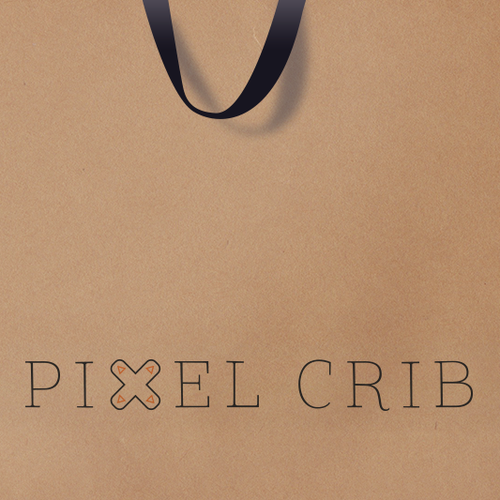Alternate Pixel Crib Logo