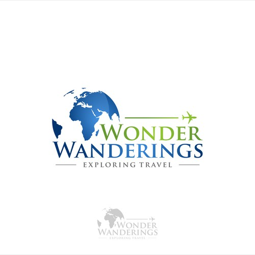Wonder Wanderings Logo