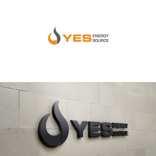 Logo refresh and full brand identity for YES Energy