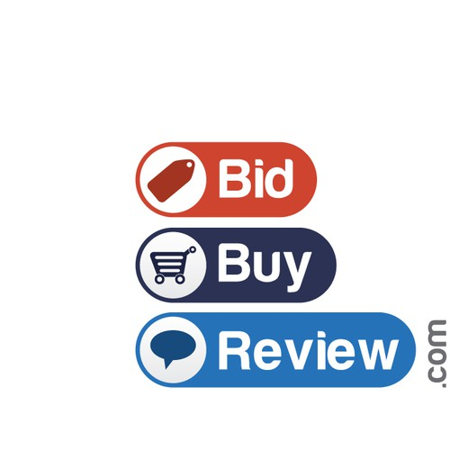 Bid Buy Review needs a new logo