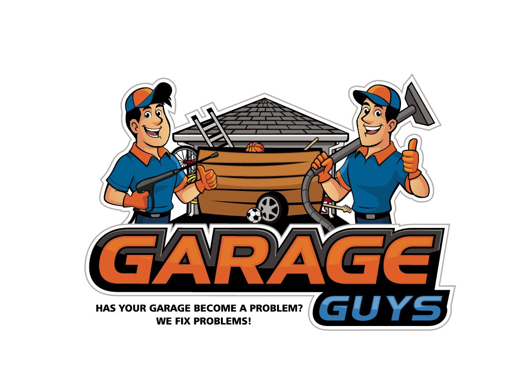 help the Garage Guys with a cool logo to get some work!