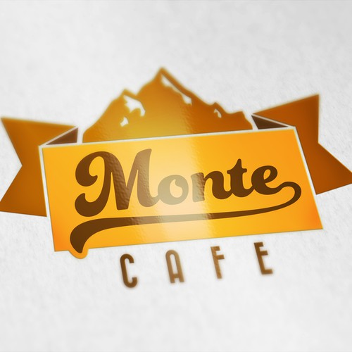 Design a Logo for Monte Café - Gourmet coffee import, roast and package.