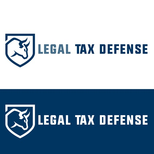 logo for legal tax defense