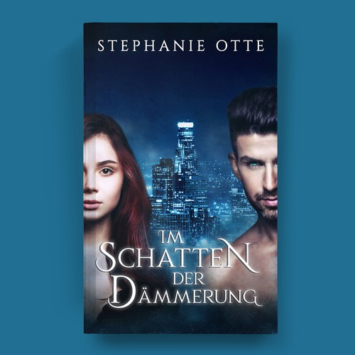 Book Cover for Vampire Love Story