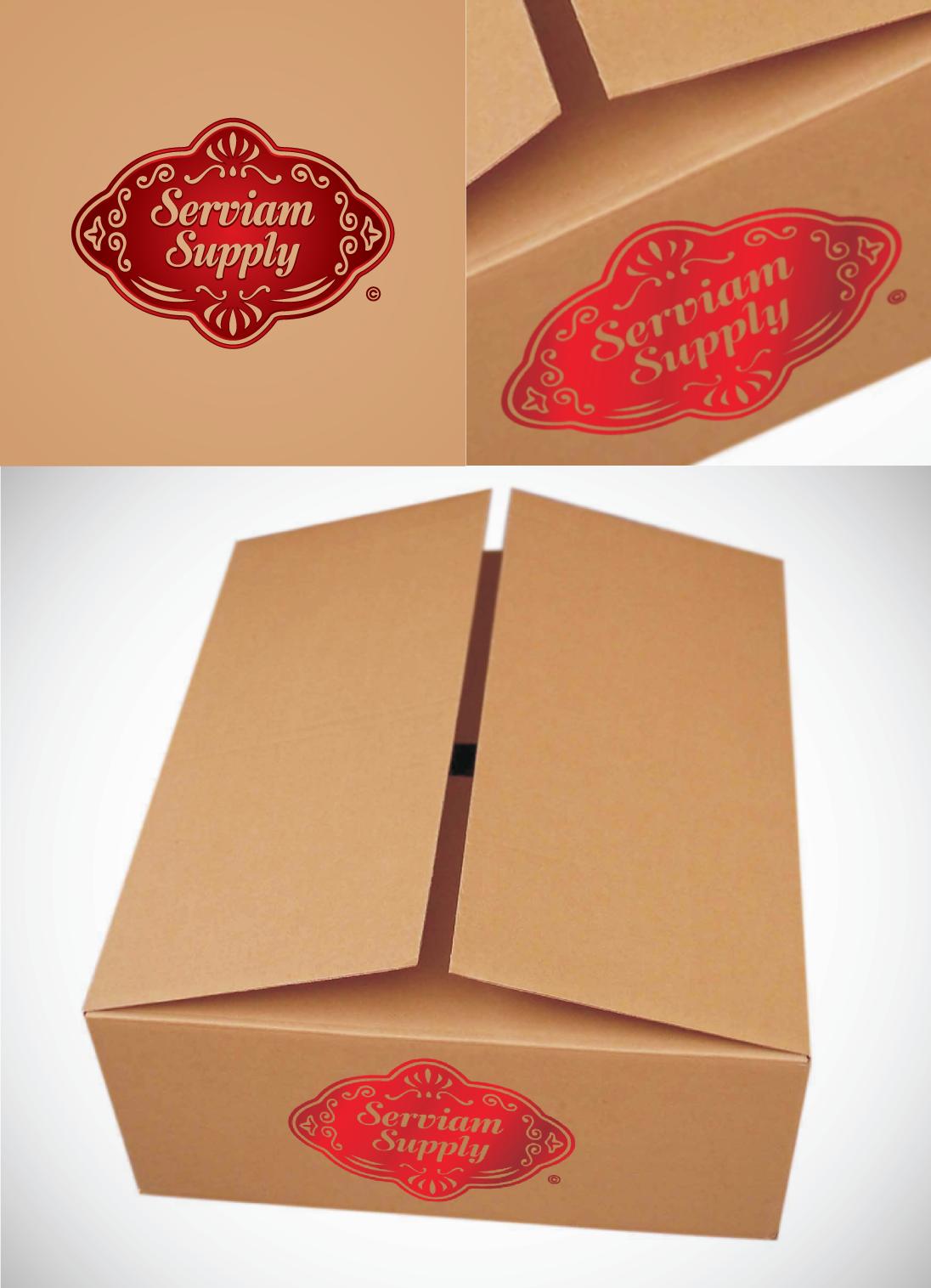 logo for Serviam Supply