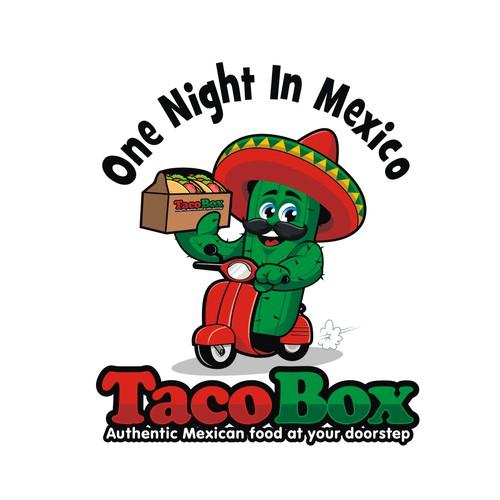 taco restaurant logo