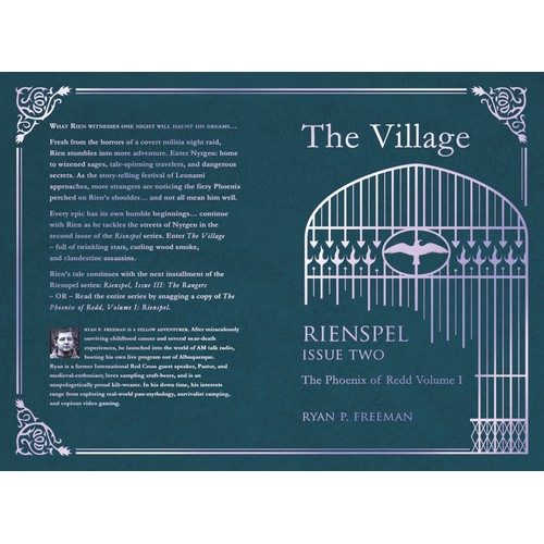 Cover for Rienspel Issue Two