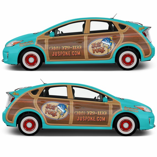 Juspoke wrap design