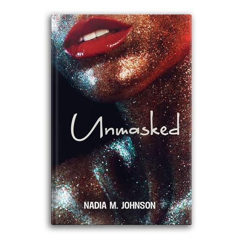 Glamorous cover winner for an interracial romance