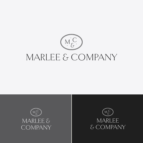 Classic Logo for a real estate agent