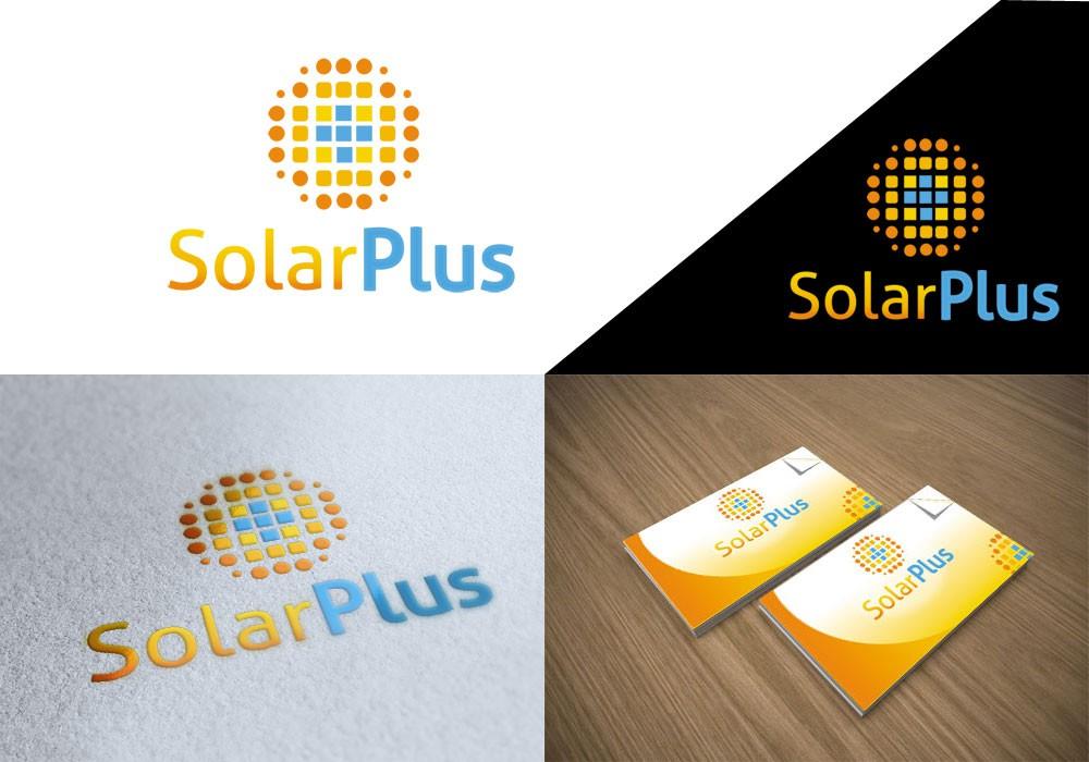 Solar Plus needs a new logo