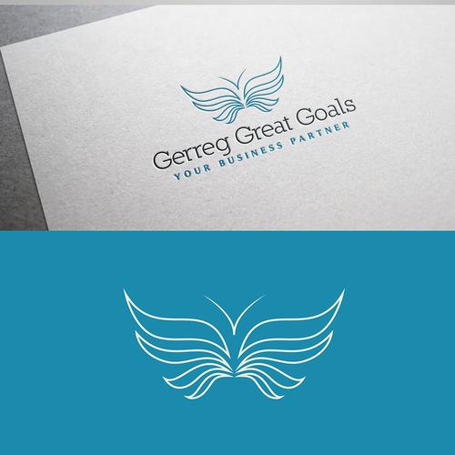 Gerreg Great Goals Logo