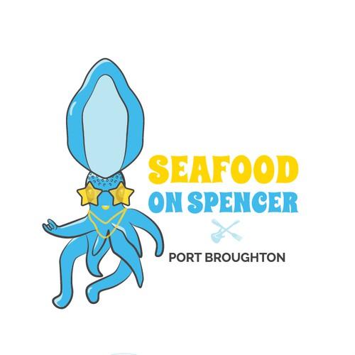 Seafood on Spencer logo