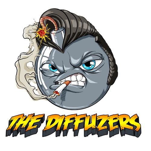 New illustration wanted for The Diffuzers