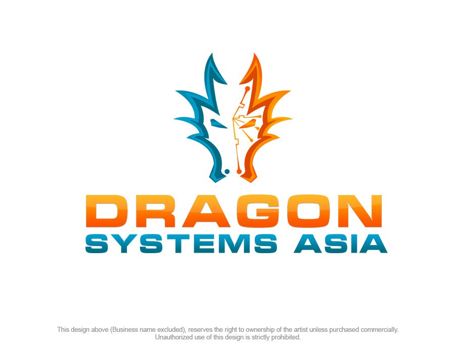 Dragon Systems Asia needs a new logo
