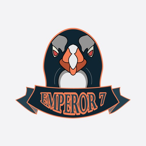 Emperor 7 Logo design