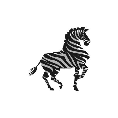 mascot zebra