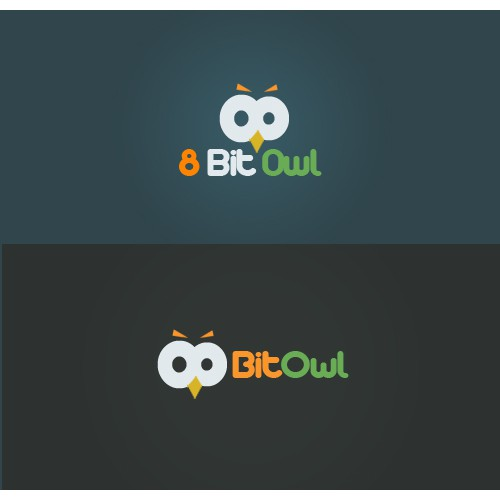 logo for 8-bit Owl, LLC