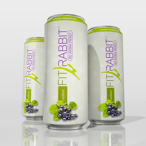 natural superfood energy drink