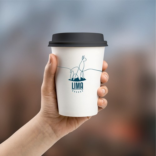 Logo for coffee bar/shop