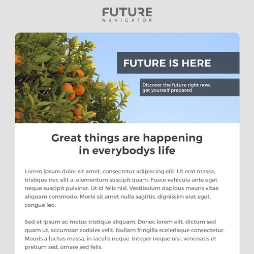Future Email Design