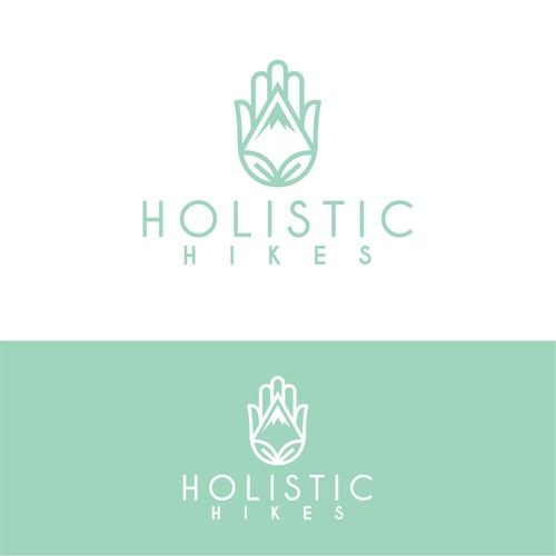 Sophisticated, Luxurious and Organic logo for fitness company for women