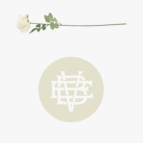 VEB Wedding Monogram
