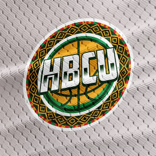 HBCU Basketball Logo