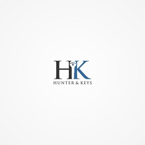 HUNTER AND KEYS logo