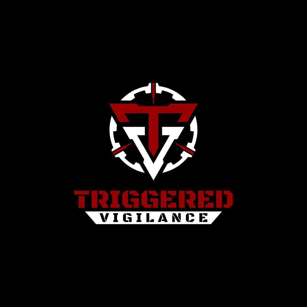 Design a brand logo for a gun loving military veteran minded company