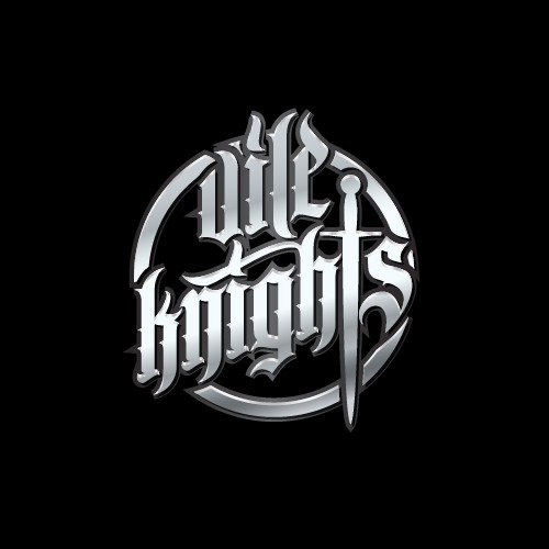 Logo for Metal Rock Band Vile Knights