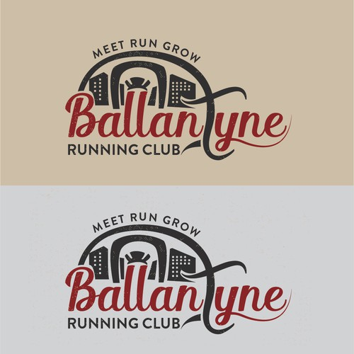 Running club concept for Ballantyne