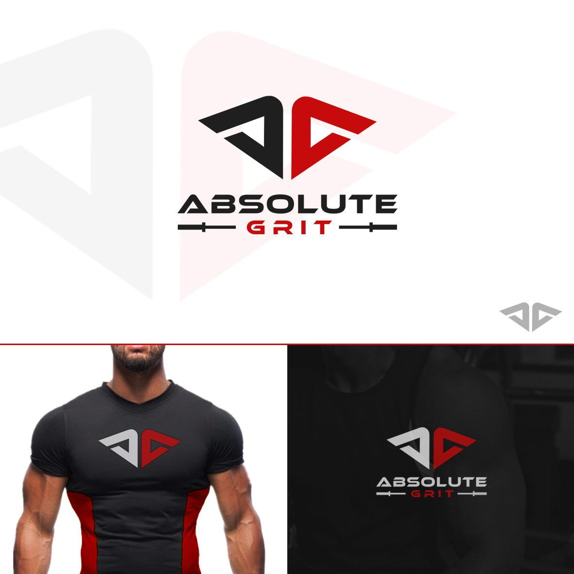 Absolute Grit needs a powerful logo!