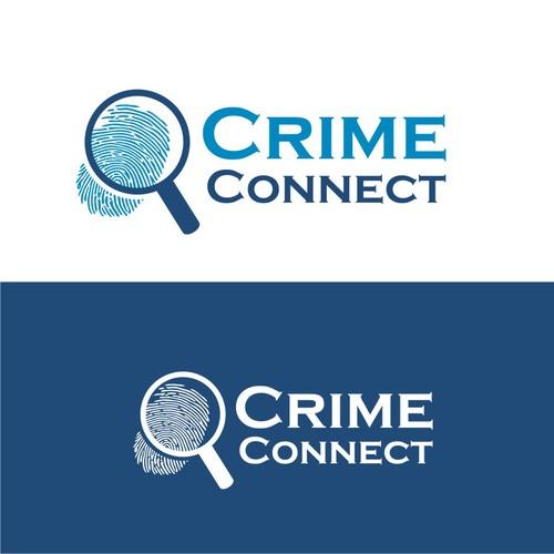 Crime Connect Concept