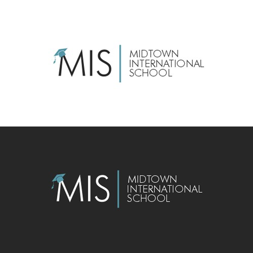 Create a new logo for MIS Midtown International School