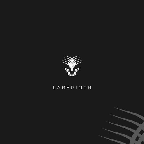 Evocative design for Labyrinth album art