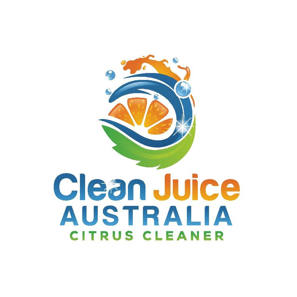 Logo for Citrus Based 100% Organic Cleaner