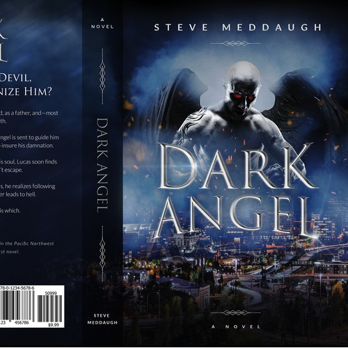 Dark Angel - Book cover