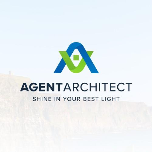 Logo designs for AgentArchitect