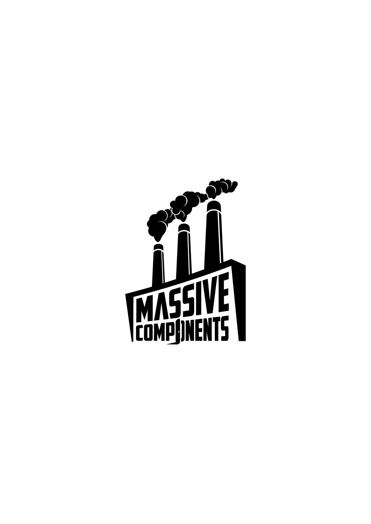 Massive Components (Kick Ass Logo Needed For Tough Ass Business!)