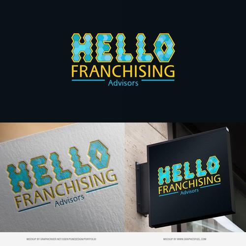 Logo for Hello Franchising Advisors