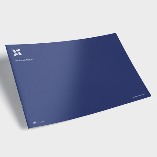 Logo & Brand guide for a non-profit based on Canada